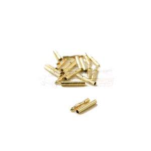 2mm Gold Plated Bullet Connector