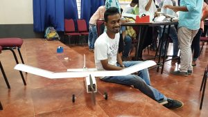 Aeromodelling Workshop @ Canara Engineering College, Mangaluru