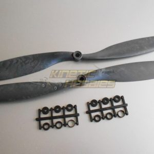 12x4.5 (Nylon+Carbon) Multirotor Propeller