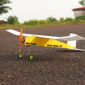 Mini Floater RC Plane Kit